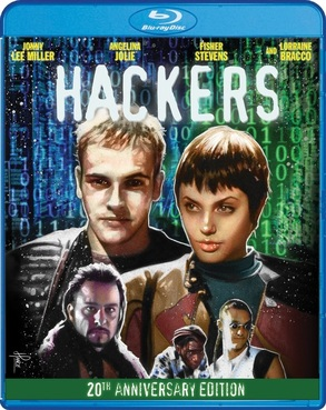 Hackers Movie on Blu-ray